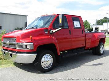 2006 Chevrolet Kodiak/Top Kick C4500 Diesel Duramax Crew Cab DRW Truck