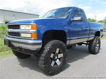 1997 Chevrolet Silverado 1500 C/K 4X4 Regular Cab Short Bed Truck