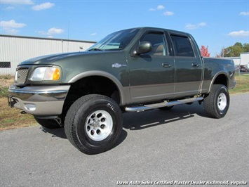 2003 Ford F-150 King Ranch Truck