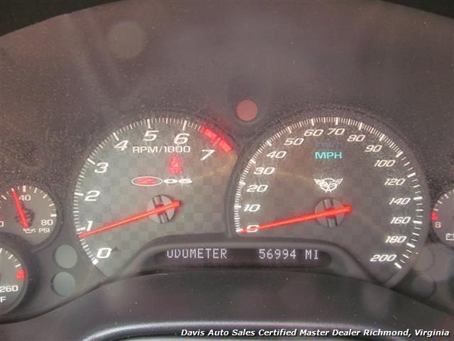 2003 Chevrolet Corvette Z06 405 HP C5 50th Anniversary Manual Hard Top - Photo 23 - Richmond, VA 23237