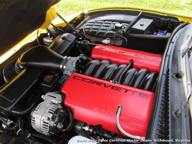 2003 Chevrolet Corvette Z06 405 HP C5 50th Anniversary Manual Hard Top - Photo 17 - Richmond, VA 23237