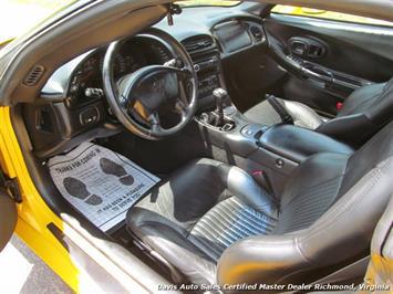 2003 Chevrolet Corvette Z06 405 HP C5 50th Anniversary Manual Hard Top - Photo 11 - Richmond, VA 23237