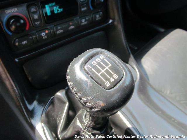 2003 Chevrolet Corvette Z06 405 HP C5 50th Anniversary Manual Hard Top - Photo 15 - Richmond, VA 23237
