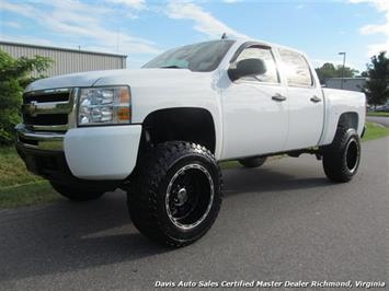 2009 Chevrolet Silverado 1500 Lifted LT 4X4 Crew Cab Short Bed Truck