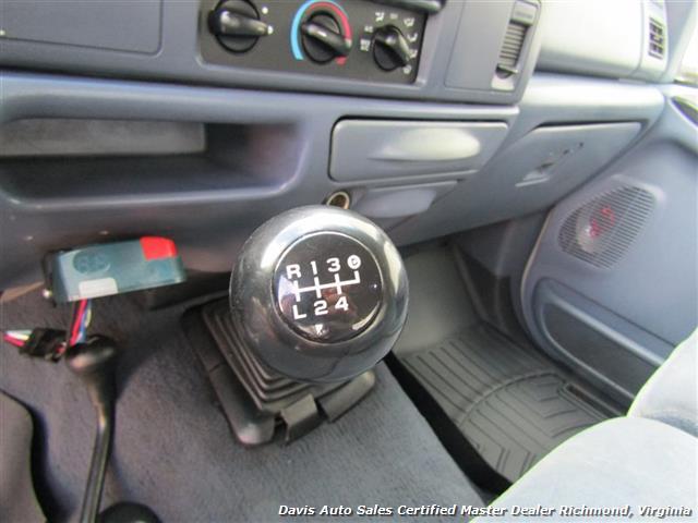 2000 ford f350 6 speed manual transmission