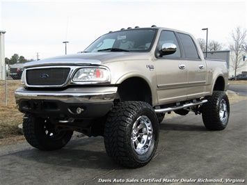 2003 Ford F-150 XLT Lifted 4X4 Super Crew Cab Short Bed Loaded Truck