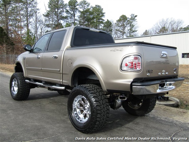 2003 Ford F 150 Xlt Lifted 4x4 Super Crew Cab Short Bed Sold