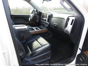 2014 GMC Sierra 1500 SLT Z71 Platinum White 4X4 Crew Cab Short Bed - Photo 6 - Richmond, VA 23237