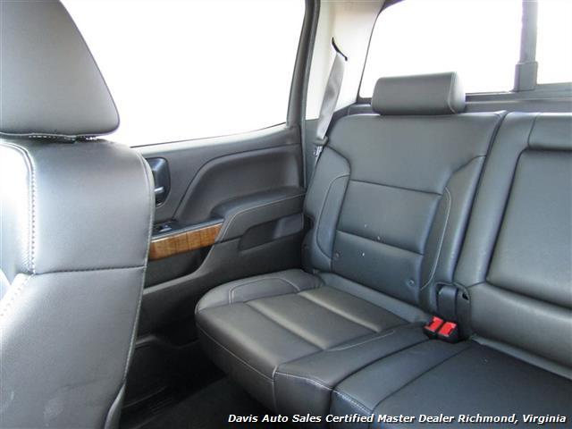 2014 GMC Sierra 1500 SLT Z71 Platinum White 4X4 Crew Cab Short Bed - Photo 28 - Richmond, VA 23237
