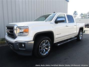 2014 GMC Sierra 1500 SLT Z71 Platinum White 4X4 Crew Cab (SOLD) - Photo 33 - Richmond, VA 23237
