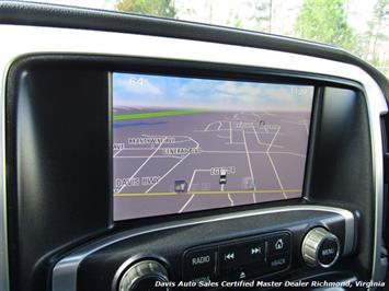 2014 GMC Sierra 1500 SLT Z71 Platinum White 4X4 Crew Cab Short Bed - Photo 20 - Richmond, VA 23237