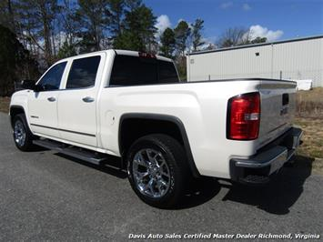 2014 GMC Sierra 1500 SLT Z71 Platinum White 4X4 Crew Cab (SOLD) - Photo 14 - Richmond, VA 23237