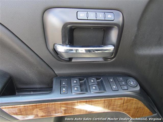 2014 GMC Sierra 1500 SLT Z71 Platinum White 4X4 Crew Cab Short Bed - Photo 18 - Richmond, VA 23237
