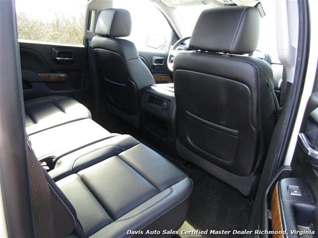 2014 GMC Sierra 1500 SLT Z71 Platinum White 4X4 Crew Cab Short Bed - Photo 10 - Richmond, VA 23237
