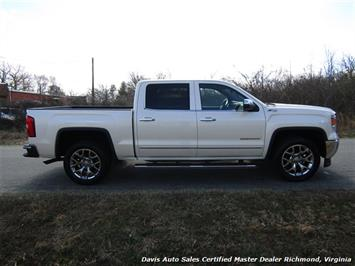 2014 GMC Sierra 1500 SLT Z71 Platinum White 4X4 Crew Cab (SOLD) - Photo 5 - Richmond, VA 23237
