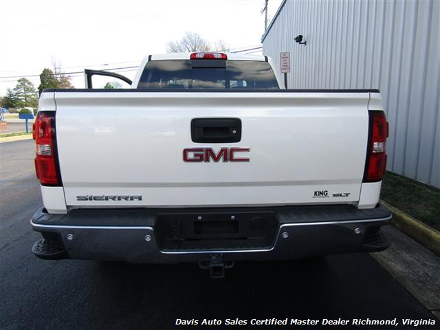 2014 GMC Sierra 1500 SLT Z71 Platinum White 4X4 Crew Cab (SOLD) - Photo 31 - Richmond, VA 23237