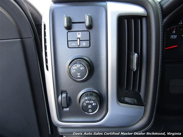 2014 GMC Sierra 1500 SLT Z71 Platinum White 4X4 Crew Cab Short Bed - Photo 24 - Richmond, VA 23237
