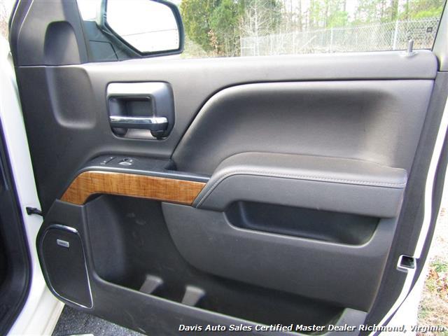 2014 GMC Sierra 1500 SLT Z71 Platinum White 4X4 Crew Cab Short Bed - Photo 7 - Richmond, VA 23237