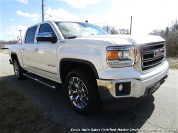 2014 GMC Sierra 1500 SLT Z71 Platinum White 4X4 Crew Cab (SOLD) - Photo 3 - Richmond, VA 23237