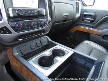 2014 GMC Sierra 1500 SLT Z71 Platinum White 4X4 Crew Cab Short Bed - Photo 29 - Richmond, VA 23237