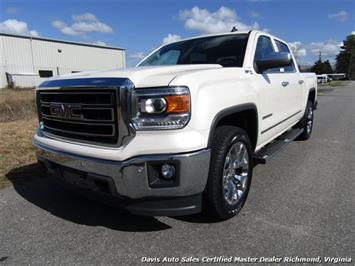 2014 GMC Sierra 1500 SLT Z71 Platinum White 4X4 Crew Cab (SOLD) - Photo 2 - Richmond, VA 23237