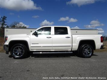 2014 GMC Sierra 1500 SLT Z71 Platinum White 4X4 Crew Cab (SOLD) - Photo 15 - Richmond, VA 23237