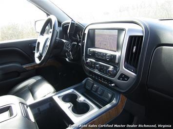 2014 GMC Sierra 1500 SLT Z71 Platinum White 4X4 Crew Cab Short Bed - Photo 8 - Richmond, VA 23237