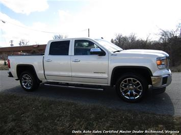 2014 GMC Sierra 1500 SLT Z71 Platinum White 4X4 Crew Cab (SOLD) - Photo 4 - Richmond, VA 23237