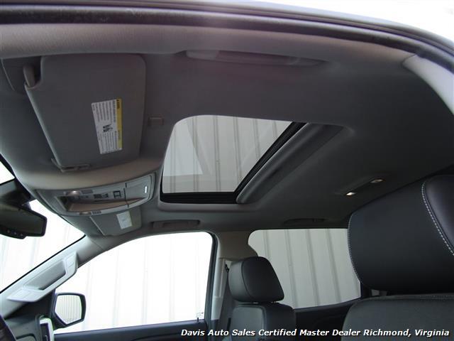 2014 GMC Sierra 1500 SLT Z71 Platinum White 4X4 Crew Cab Short Bed - Photo 26 - Richmond, VA 23237
