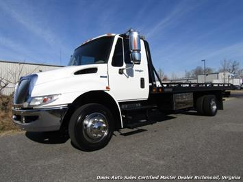 2009 International Navistar Durastar Century 4300 Wheel Lift Rollback Wrecker Tow Truck