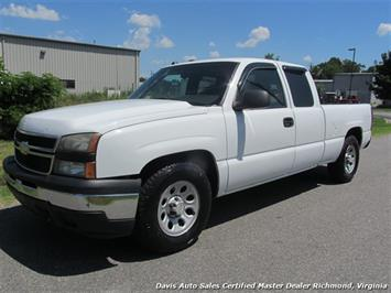 2006 Chevrolet Silverado 1500 Extended Quad Cab Short Bed Work Truck