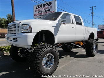 2006 Ford F-250 Super Duty Lariat 4dr Crew Cab Truck
