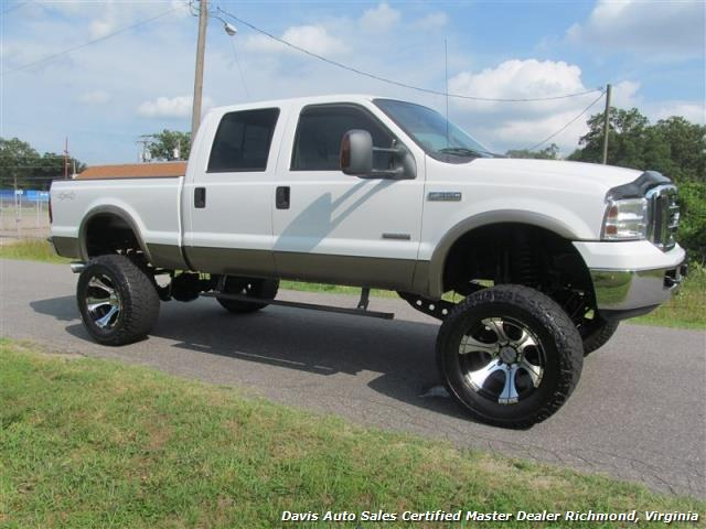 06 f350 dually lifted