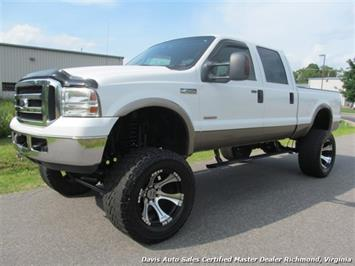 2006 Ford F-350 Powerstroke Diesel Lifted Lariat 4X4 Crew Cab Truck