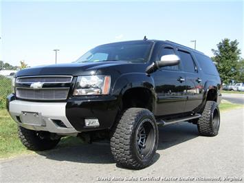 2007 Chevrolet Suburban LTZ 1500 Z71 Lifted 4X4 Fully Loaded SUV