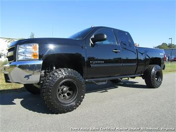2013 Chevrolet Silverado 1500 LT Lifted 4X4 Quad Cab Short Bed Truck