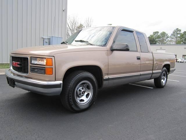 3 Door Truck >> Davis Auto Sales - Photos for 1997 GMC Sierra 1500 SL (SOLD)