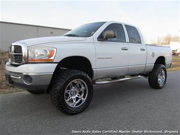 2006 Dodge Ram 1500 SLT 4X4 Quad Cab Short Bed Truck