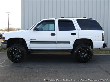 2001 Chevrolet Tahoe LS Lifted 4X4 - Photo 2 - Richmond, VA 23237