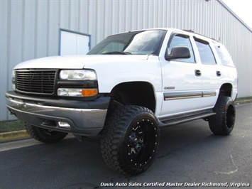 2001 Chevrolet Tahoe LS Lifted 4X4 SUV
