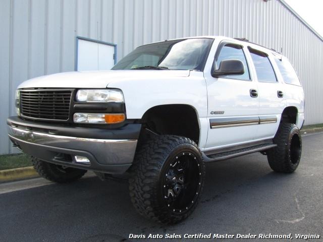 2001 Chevrolet Tahoe LS Lifted 4X4 - Photo 1 - Richmond, VA 23237