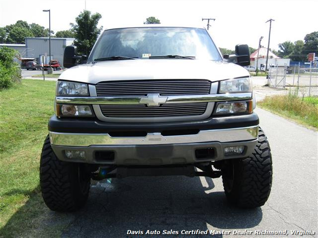 2004 Chevrolet Silverado 2500 HD LS Lifted 4X4 Crew Cab Short Bed Vortec - Photo 13 - Richmond, VA 23237