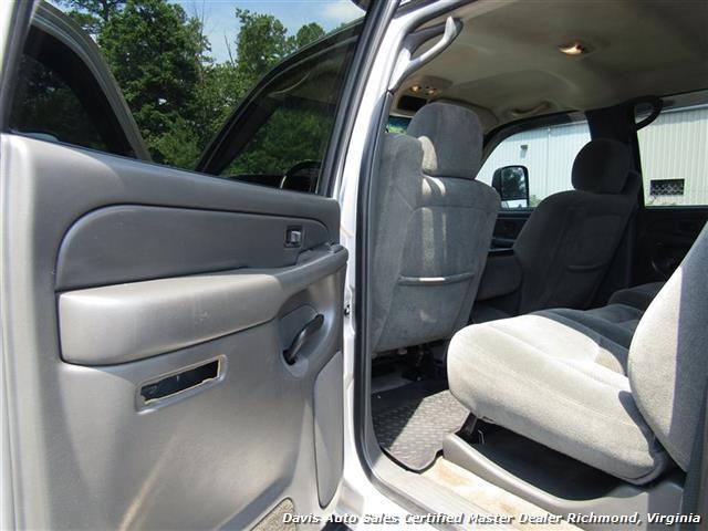 2004 Chevrolet Silverado 2500 HD LS Lifted 4X4 Crew Cab Short Bed Vortec - Photo 27 - Richmond, VA 23237