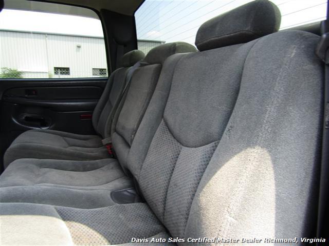 2004 Chevrolet Silverado 2500 HD LS Lifted 4X4 Crew Cab Short Bed Vortec - Photo 8 - Richmond, VA 23237