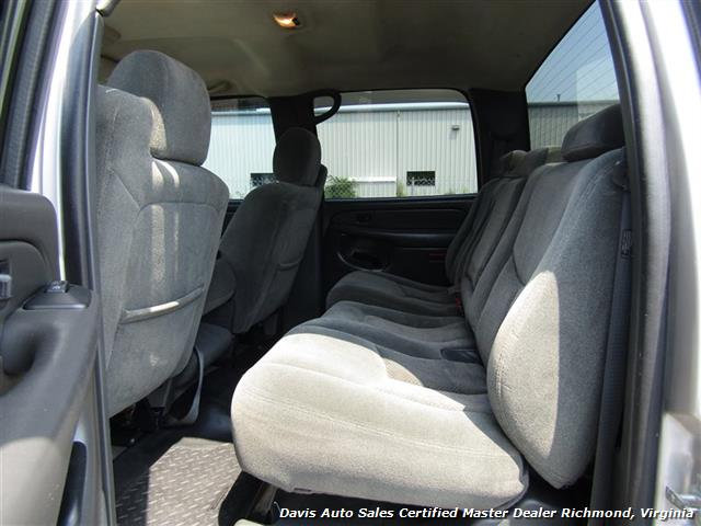 2004 Chevrolet Silverado 2500 HD LS Lifted 4X4 Crew Cab Short Bed Vortec - Photo 32 - Richmond, VA 23237