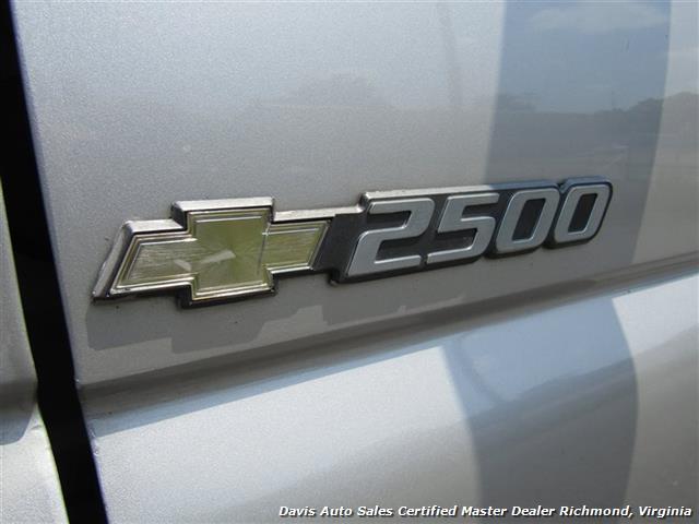 2004 Chevrolet Silverado 2500 HD LS Lifted 4X4 Crew Cab Short Bed Vortec - Photo 15 - Richmond, VA 23237