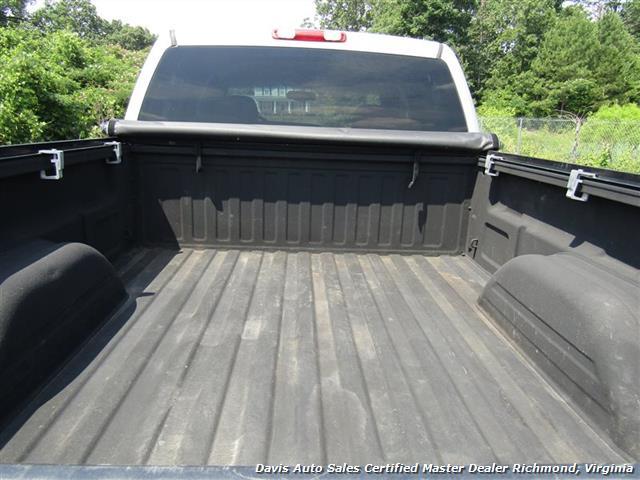 2004 Chevrolet Silverado 2500 HD LS Lifted 4X4 Crew Cab Short Bed Vortec - Photo 20 - Richmond, VA 23237