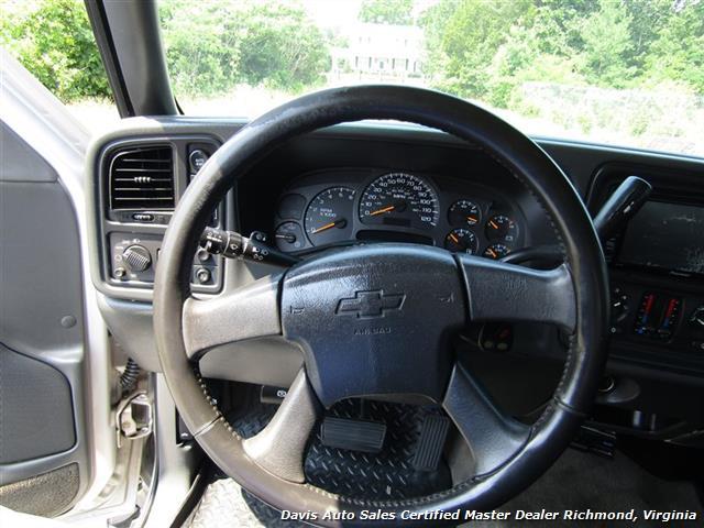 2004 Chevrolet Silverado 2500 HD LS Lifted 4X4 Crew Cab Short Bed Vortec - Photo 7 - Richmond, VA 23237