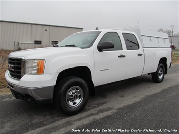 2007 GMC Sierra 2500 HD SLE1 Crew Cab Long Bed LS Truck