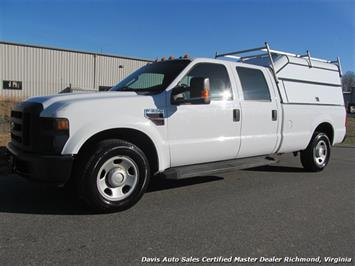 2008 Ford F-350 Super Duty XL Crew Cab Long Bed Work Truck